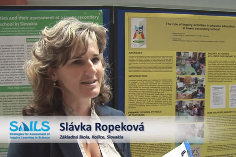 Inquiry activity on boiling of liquids in Slovakia
