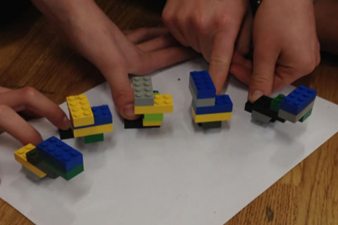 Natural selection – using lego creatures at the lower secondary school level