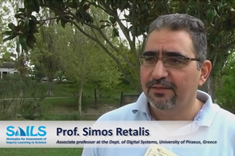 Interview Prof. Simos Retalis on the challenge of implementing a new assessment strategy in IBSE