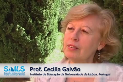Interview Prof. Cecília Galvão - challenge of implementing a new assessment strategy in IBSE